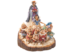 Disney Traditions: Snow White Carved by Heart