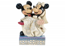 "Disney Traditions: Mickey and Minnie Mouse: ""Congratulations"""