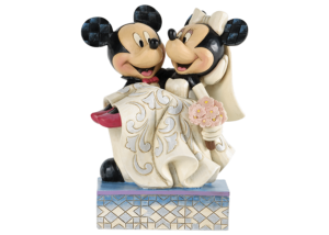 """Disney Traditions: Mickey and Minnie Mouse: """"Congratulations"""""""