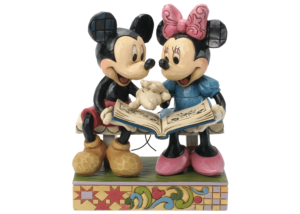 """Disney Traditions: Mickey and Minnie """"Sharing Memories"""""""