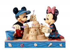 "Disney Traditions: Mickey and Minnie ""Seaside Sweethearts"""