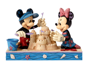 """Disney Traditions: Mickey and Minnie """"Seaside Sweethearts"""""""