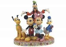 """Disney Traditions: Fab Five: """"Tribute Piece"""""""