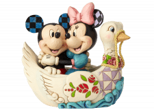 "Disney Traditions: Mickey and Minnie ""Lovebirds"""