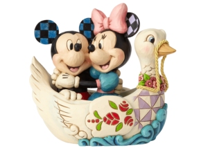 """Disney Traditions: Mickey and Minnie """"Lovebirds"""""""