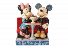 "Disney Traditions: Mickey and Minnie ""Love Comes In Many Flavours"""