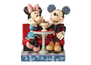 """Disney Traditions: Mickey and Minnie """"Love Comes In Many Flavours"""""""