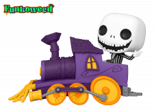 Funko Pop! NBC: Jack in Train Engine