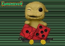 Funko Pop! NBC: Oogie in Dice Train Cart