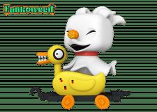 Funko Pop! NBC: Zero in Duck Train Cart