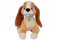 Lady and the Tramp: Lady Plush 37cm