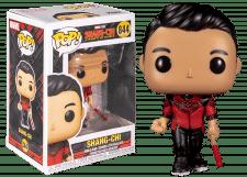 Funko Pop! Shang-Chi and the Ten Rings: Shang-Chi #844