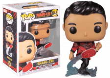 Funko Pop! Shang-Chi and the Ten Rings: Shang-Chi #843