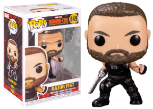 Funko Pop! Shang-Chi and the Ten Rings: Razor Fist #849