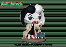 Funko Pop! Disney Villains: Cruella de Vil