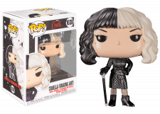 Funko Pop! Cruella: Cruella Making Art #1038