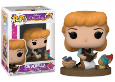 Funko Pop! Ultimate Princess: Cinderella #1015