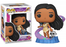 Funko Pop! Ultimate Princess: Pocahontas #1017