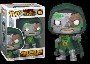 Funko Pop! Marvel Zombies: Dr. Doom #789