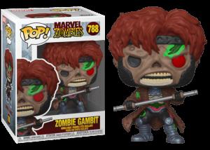 Funko Pop! Marvel Zombies: Zombie Gambit #788