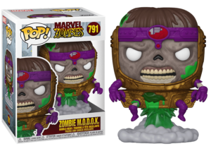 Funko Pop! Marvel Zombies: M.O.D.O.K. #791