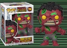 Funko Pop! Marvel Zombies: Red Hulk #790