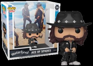 Funko Pop! Albums: Motorhead - Ace of Spades #08