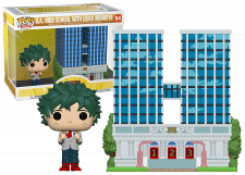 Funko Pop! My Hero Academia: U.A. High School with Deku #04