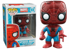 Funko Pop! Marvel: Spider-Man #03