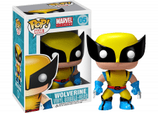 Funko Pop! Marvel: Wolverine #05