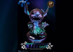 Beast Kingdom Master Craft: Hula Stitch (Special Edition)
