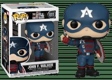 Funko Pop! Falcon and the Winter Soldier: John F. Walker #811
