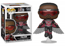 Funko Pop! Falcon and the Winter Soldier: Falcon Flying #812