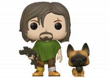 Funko Pop! The Walking Dead: Daryl with Dog