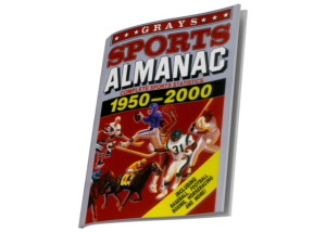 Back to the Future: Sports Almanac Notebook