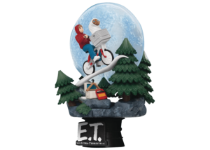 D-Stage: E.T. the Extra-Terrestrial Diorama