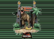 D-Stage: Jurassic Park Diorama