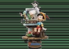 D-Stage: Pinocchio