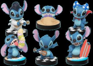 Beast Kingdom: Mini Egg Attack - Lilo and Stitch