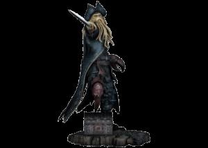Beast Kingdom Master Craft: Davy Jones
