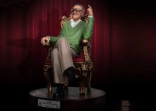 Beast Kingdom Master Craft: Stan Lee - The King of Cameos