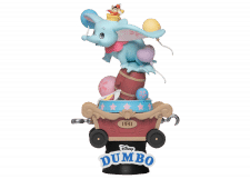 D-Stage: Dumbo Cherry Blossom