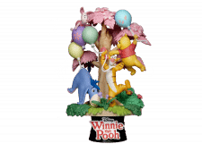 D-Stage: Winnie the Pooh Cherry Blossom