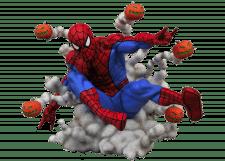 Diamond Select Toys: Spider-Man Pumpkin Bombs
