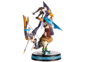 First 4 Figures: Breath of the Wild - Rivali (Collector's Edition)