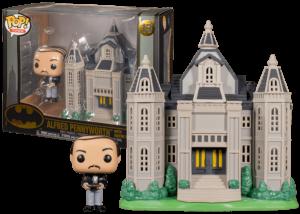 Funko Pop! Alfred Pennyworth with Wayne Manor #13