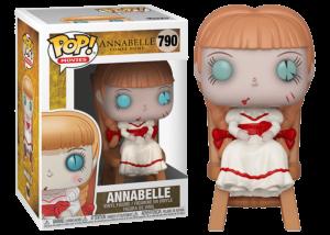 Funko Pop! Annabelle on Chair #790