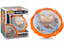 Funko Pop! The Last Airbender: Aang (Avatar State) #1000