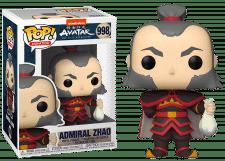 Funko Pop! The Last Airbender: Admiral Zhao #998
