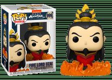 Funko Pop! The Last Airbender: Fire Lord Ozai #999